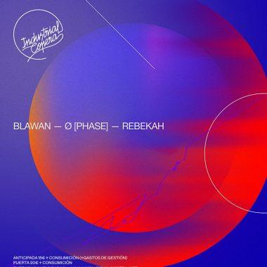 Blawan, Ø [phase], Rebekah