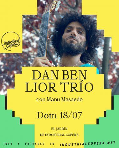 Dan Ben Lior Trio