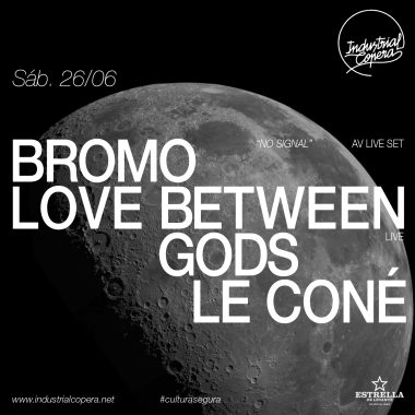Bromo / Love Between Gods / Le Coné