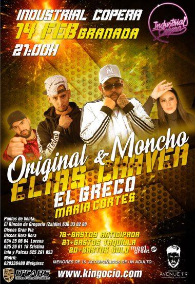 Original Elías & Moncho Chavea