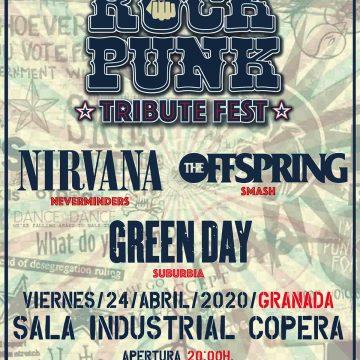 American Rock Punk. Festival de tributos