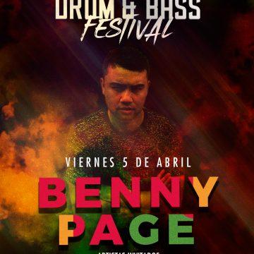 DNB Fest Benny Page