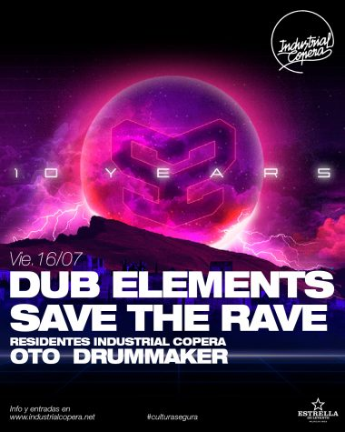 Dub Elements / Save The Rave