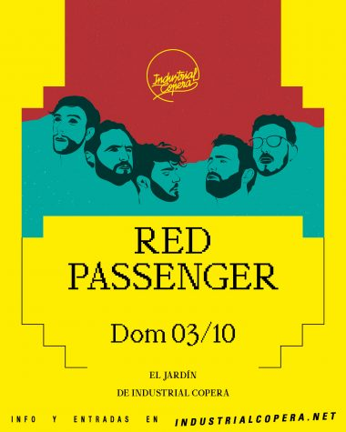 Red Passenger