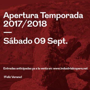 Apertura Temporada 2017/2018