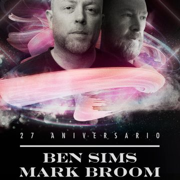 Ben Sims & Mark Broom – All night long