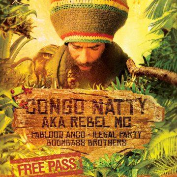 DnB Fest. Congo Natty