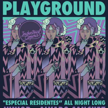 Electronic Playground. Especial Residentes