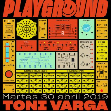 Electronic Playground Abril