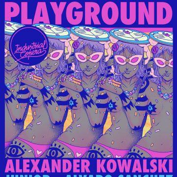 Electronic Playground. 16 Aniversario