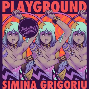 Electronic Playground. Simina Grigoriu, Lorena Caba, Claudio Hidalgo