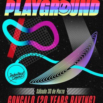 Electronic Playground Marzo