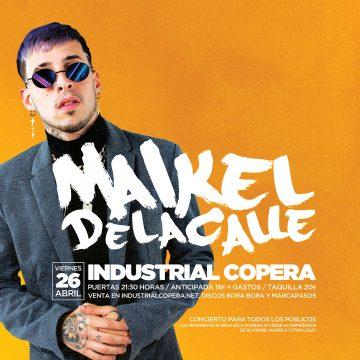 Maikel Delacalle