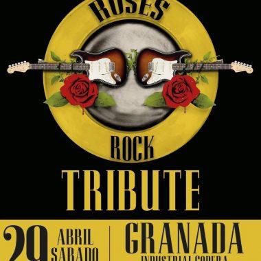 Roses Rock. Tributo a Guns n' Roses